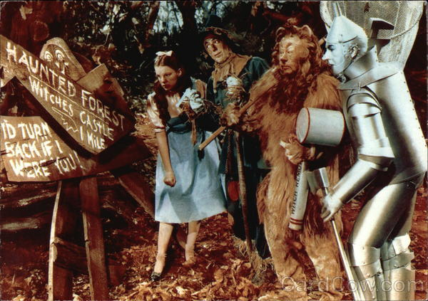 Wizard of Oz Haunted Forest