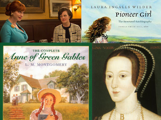 female literary heroines