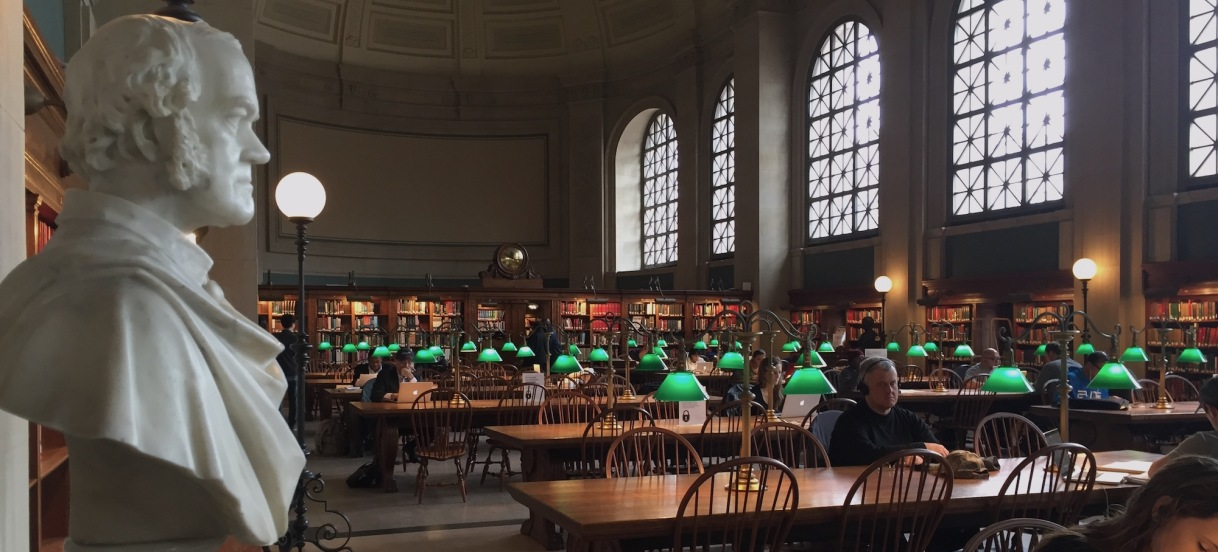 When in Boston: Exploring Literary Landmarks, Both Real andImagined
