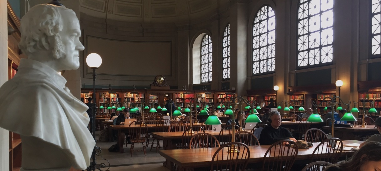 When in Boston: Exploring Literary Landmarks, Both Real and Imagined