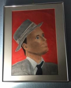 sinatra portrait