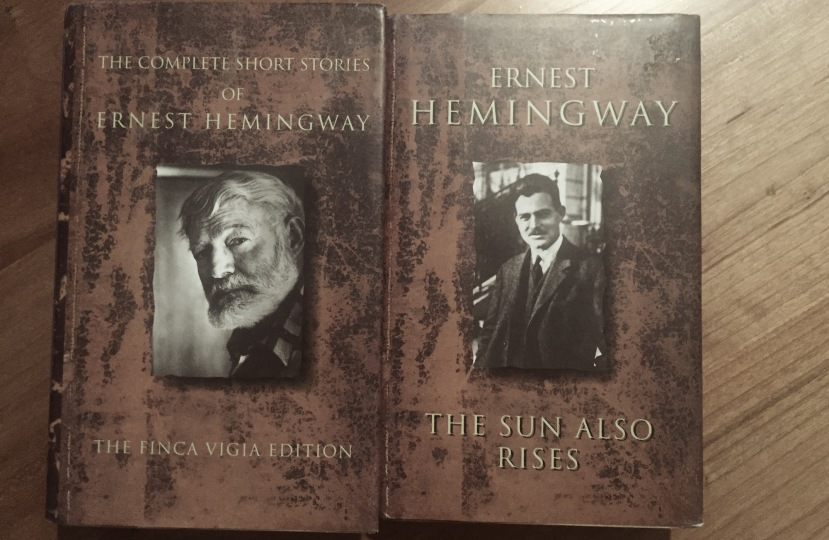 At Home WithHemingway